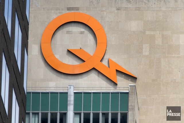 Hydro-Québec affiche un bénéfice net de 339 millions$... (Archives, La Presse)