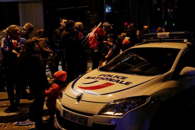 Les attaques de Paris nous rappellent, une fois de plus, que ces tristes... (AP)