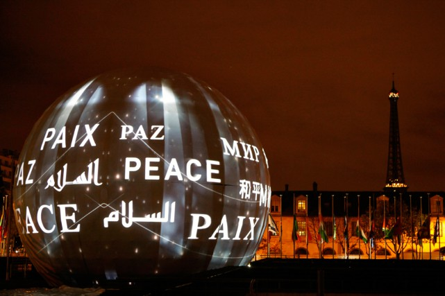 Le siège de l'UNESCO à Paris... (PHOTO MICHEL SPINGLER, AP)