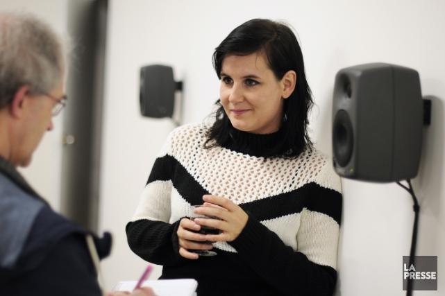 Stéfanie Tremblay assume une fonction similaire à celle... (Photo Le Progrès-Dimanche, Mariane L. St-Gelais)