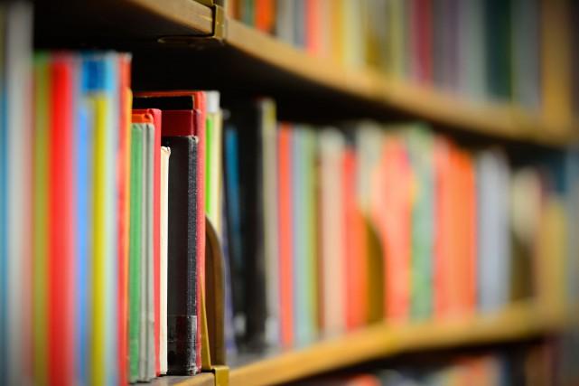 Ça devait bien faire déjà deux ou trois ans que je bossais à la bibliothèque... (Photo 123RF)