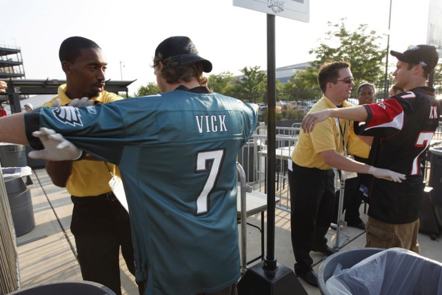 Dans un communiqué, la Ligue a indiqué que... (Photo Matt Rourke, archives AP)
