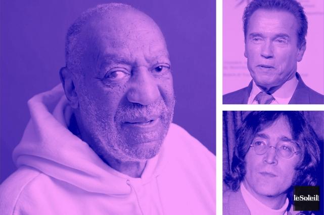 Quatre autres femmes accusent Bill Cosby de diffamation (Infographie Le Soleil)