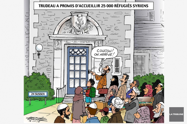 (La Tribune, Hervé Philippe)