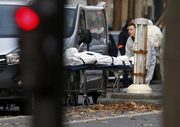 Le Bataclan a été parmi les endroit ciblés,... (Charles Platiau, Reuters)