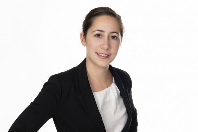 Caroline Desrochers a complété unemaîtrise en sciences sociales... (Courtoisie)