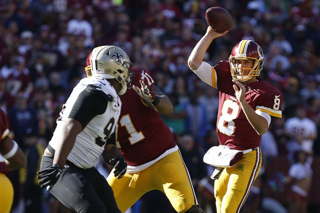 Kirk Cousins... (Photo Geoff Burke, USA TODAY Sports)
