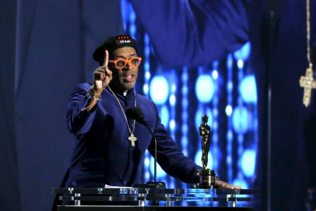 Spike Lee... (Photo Mario Anzuoni, Reuters)