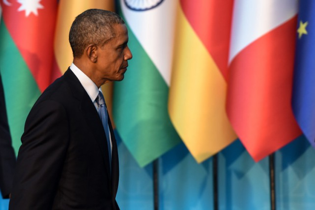 Preuve à charge contre Barack Obama, selon les... (PHOTO AFP)