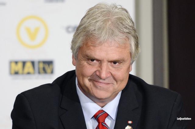 Marc Pettersen, conseiller municipal à Saguenay... (Archives Le Quotidien)