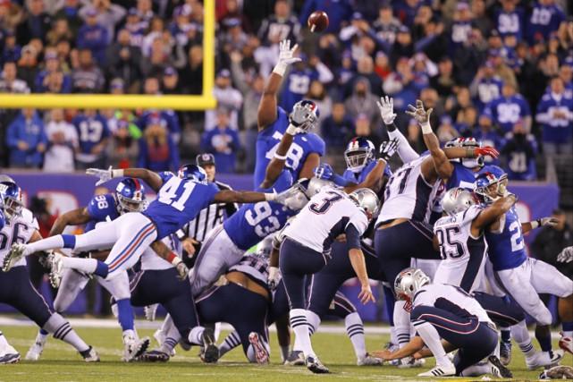 Les Patriots de la Nouvelle-Angleterre semblent être invincibles. (PHOTO AP)