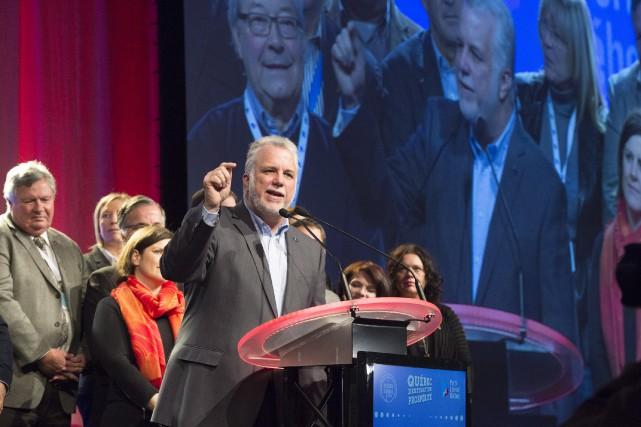 Avec des politiques «faciles», les péquistes et des... (Jacques Boissinot, La Presse Canadienne)