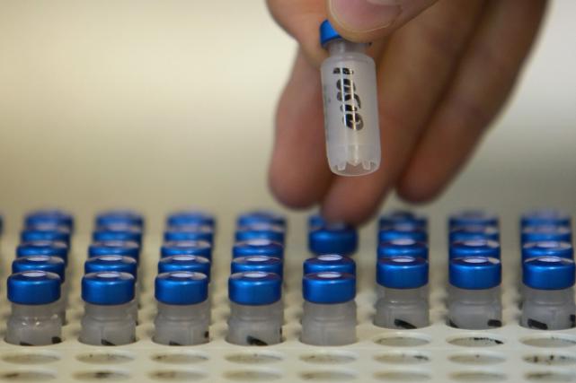 L'Agence mondiale antidopage (AMA)va étudier la requête du... (Photo archives AFP)