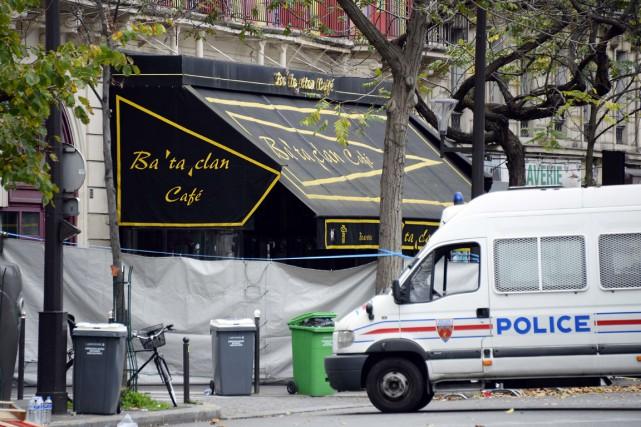 Au moins 89 personnes ont été abattues par... (PHOTO BERTRAND GUAY, AFP)