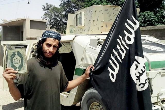 Abdelhamid Abaaoud ferait partie des deux individus tués... (PHOTO REUTERS)