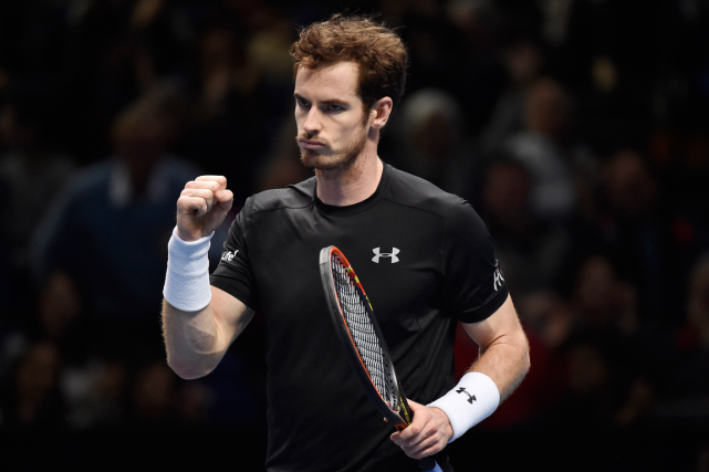 Andy Murray... (Photo Toby Melville, Reuters)