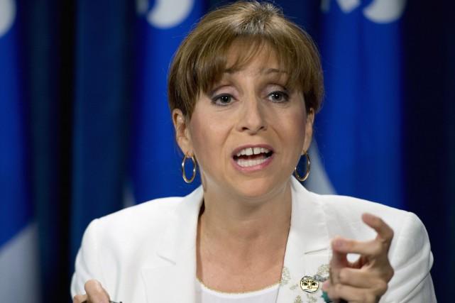 «Arrogance, ton moralisateur et amalgame douteux», a répliqué,... (Photo Archives La Presse Canadienne)