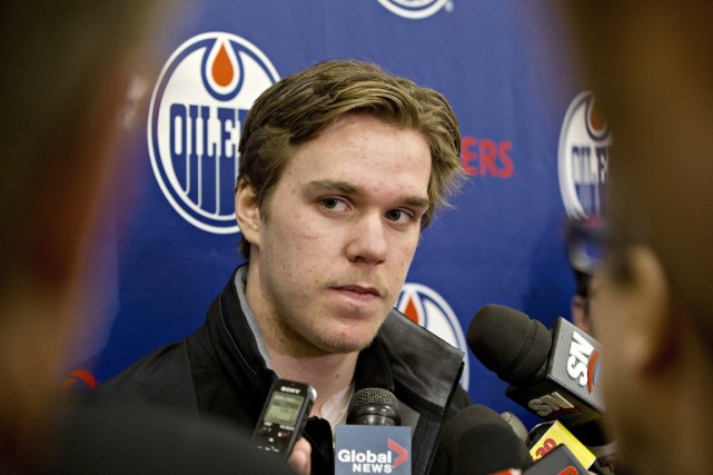 Connor McDavid... (Photo Jason Franson, PC)