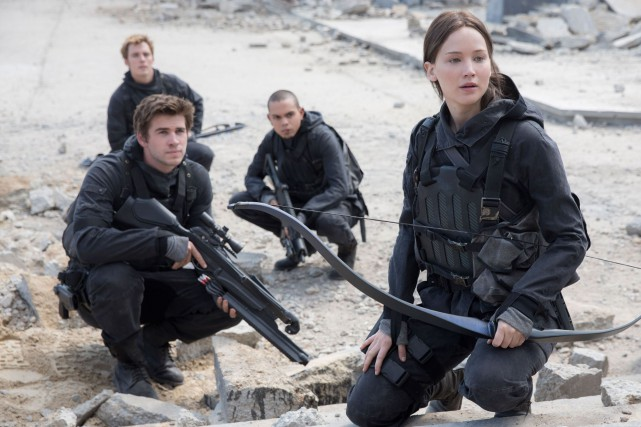 Hunger Games - La révolte: partie 2... (PHOTO FOURNIE PAR LIONSGATE)