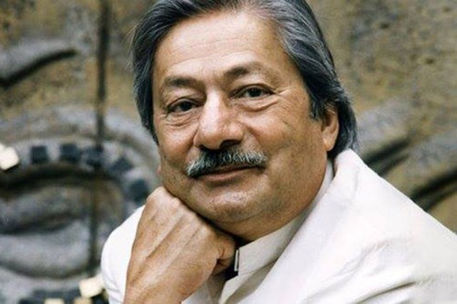 Saeed Jaffrey... (Photo d'archives, AP)