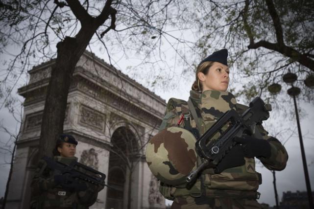 «Cette guerre d'un autre type face à un... (PHOTO AFP)