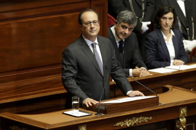 Le porte-voix du Parti de gauche dénoncela «sidérante... (PHOTO REUTERS)