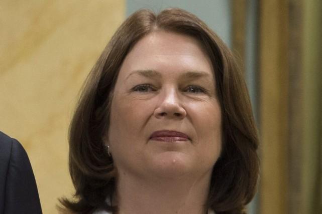 Jane Philpott, qui préside le comité spécial sur... (Archives, La Presse Canadienne)