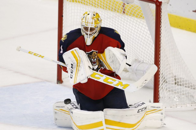 Roberto Luongo... (Photo Wilfredo Lee, AP)