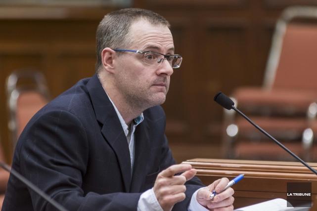 Le président de la Société de sauvetage de... (Imacom, Frédéric Côté)