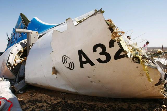 Les 224 personnes qui étaient à bord de... (PHOTO ARCHIVES AFP)