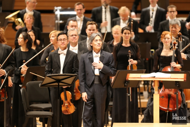 Kent Nagano et l'Orchestre Symphonique de Montréal donnent... (PHOTO ANDRÉ PICHETTE, ARCHIVES LA PRESSE)
