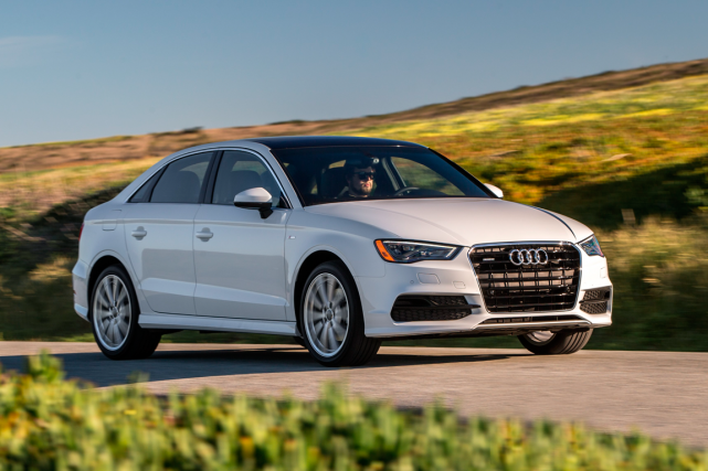 La nouvelle Audi A3 a été dessinée par... (Photo fournie par Audi)