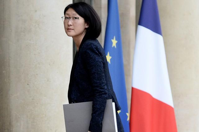 Fleur Pellerin... (PHOTO AFP)
