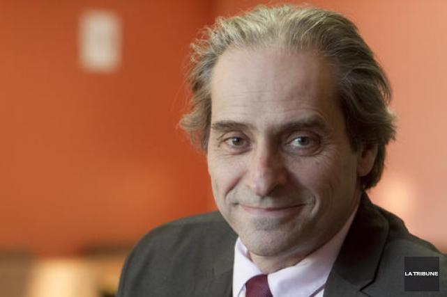 François Coderre... (Imacom, René Marquis)
