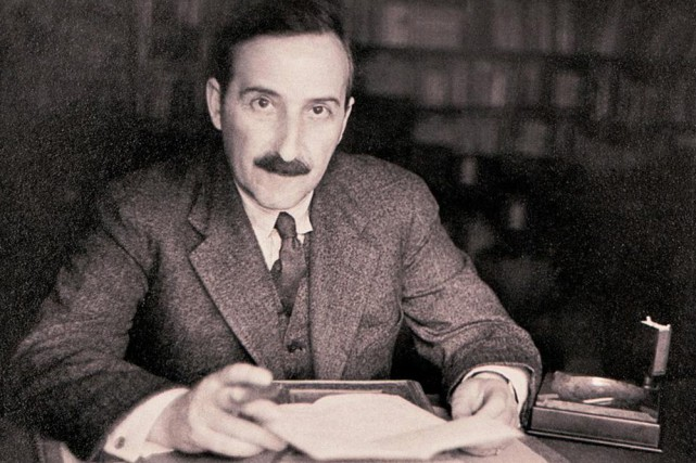 Stefan Zweig... (PHOTO ARCHIVES LA PRESSE)