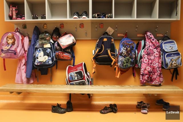 De nouveaux jours de grève pourraient toucher le milieu scolaire de... (Patrick Woodbury, Archives LeDroit)