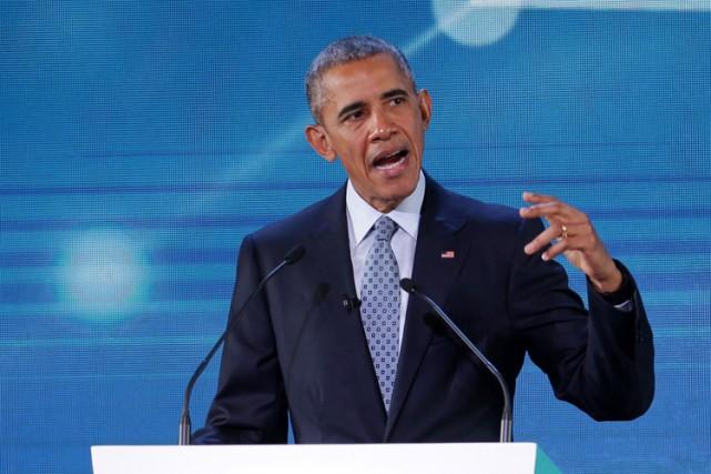 «Apparemment, [les républicains] ont peur des veuves et... (PHOTO AFP)