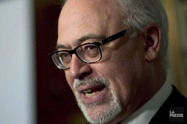 Le ministre des Finances du Québec, Carlos Leitao,... (Archives La Presse)