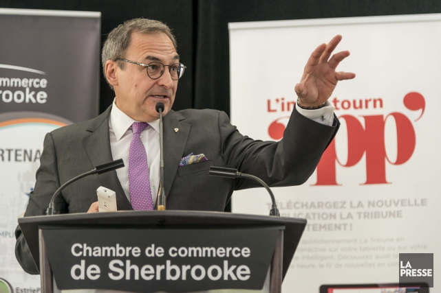 Condamn s innover m lanie no l la tribune for Chambre commerce sherbrooke