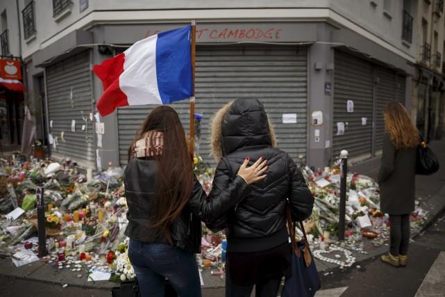C'est vrai que cela peut faire peur, tous ces réfugiés qui arrivent en Europe,... (AP, Daniel Ochoa de Olza)
