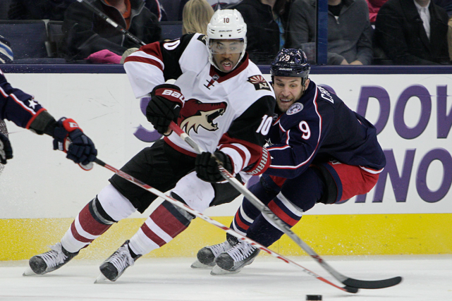 Anthony Duclair a récolté 11 points en 18... (Photo Jay LaPrete, AP)