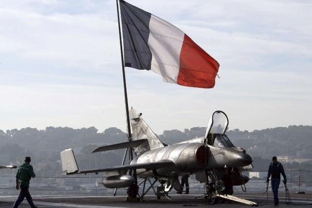 «Il faut entrer dans une dynamique de guerre totale» (Photo AP)