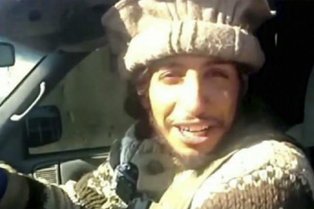 Les enquêteurs pensent qu'Abdelhamid Abaaoud, un Belge de... (IMAGE AP)