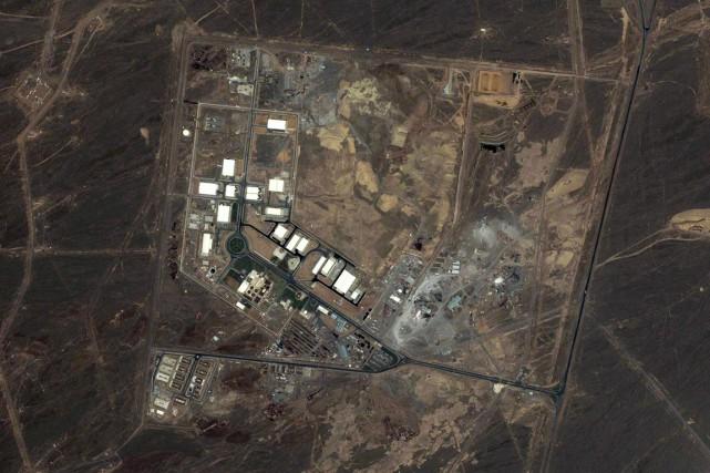 «L'Iran a commencé à retirer des centrifugeuses et... (IMAGE ARCHIVES THE NEW YORK TIMES)