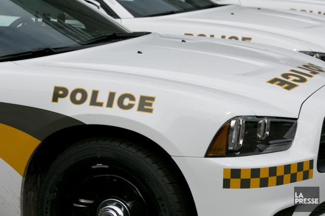 Les policiers de la SQ basés au Centre-du-Québec ont de la difficulté à faire... (Archives La Presse)
