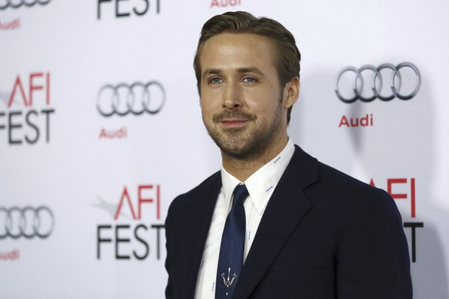 L'acteur canadien Ryan Gosling... (PHOTO MARIO ANZUONI, archives REUTERS)