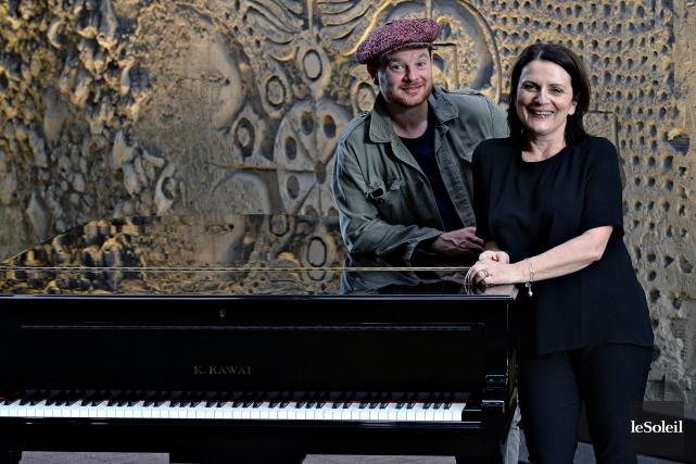Yann Perreau a confié une partie du répertoire... (Photo Le Soleil, Patrice Laroche)