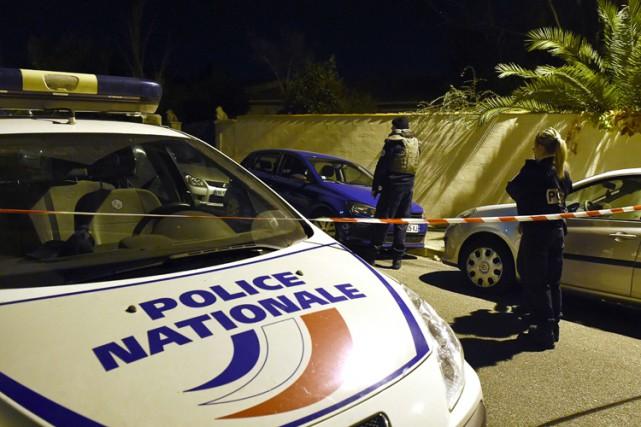 Les agresseurs auraient été mis en fuite par... (PHOTO AFP)