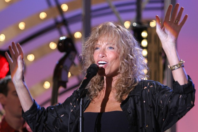 Carly Simon en 2005.... (PHOTO REUTERS)