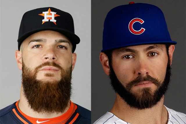 Dallas Keuchel et Jake Arrieta... (PHOTOS AP)